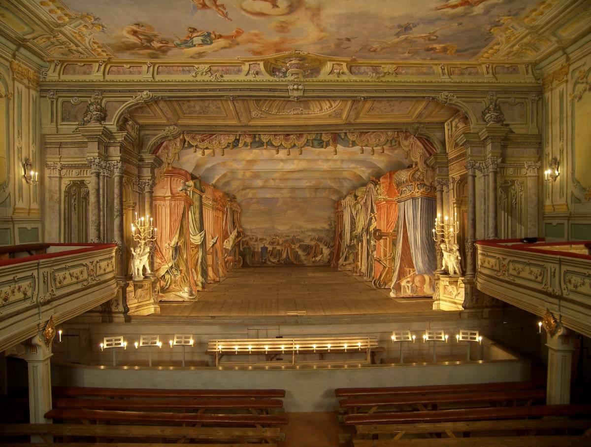 Theatre database sz nh z p t szet k z p eur p ban for Decor de theatre