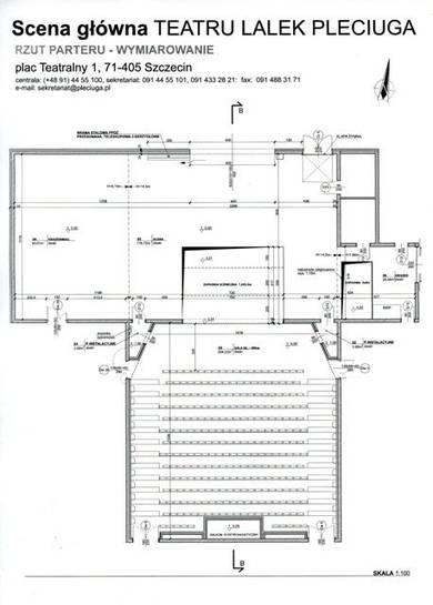 theatre database strona g wna