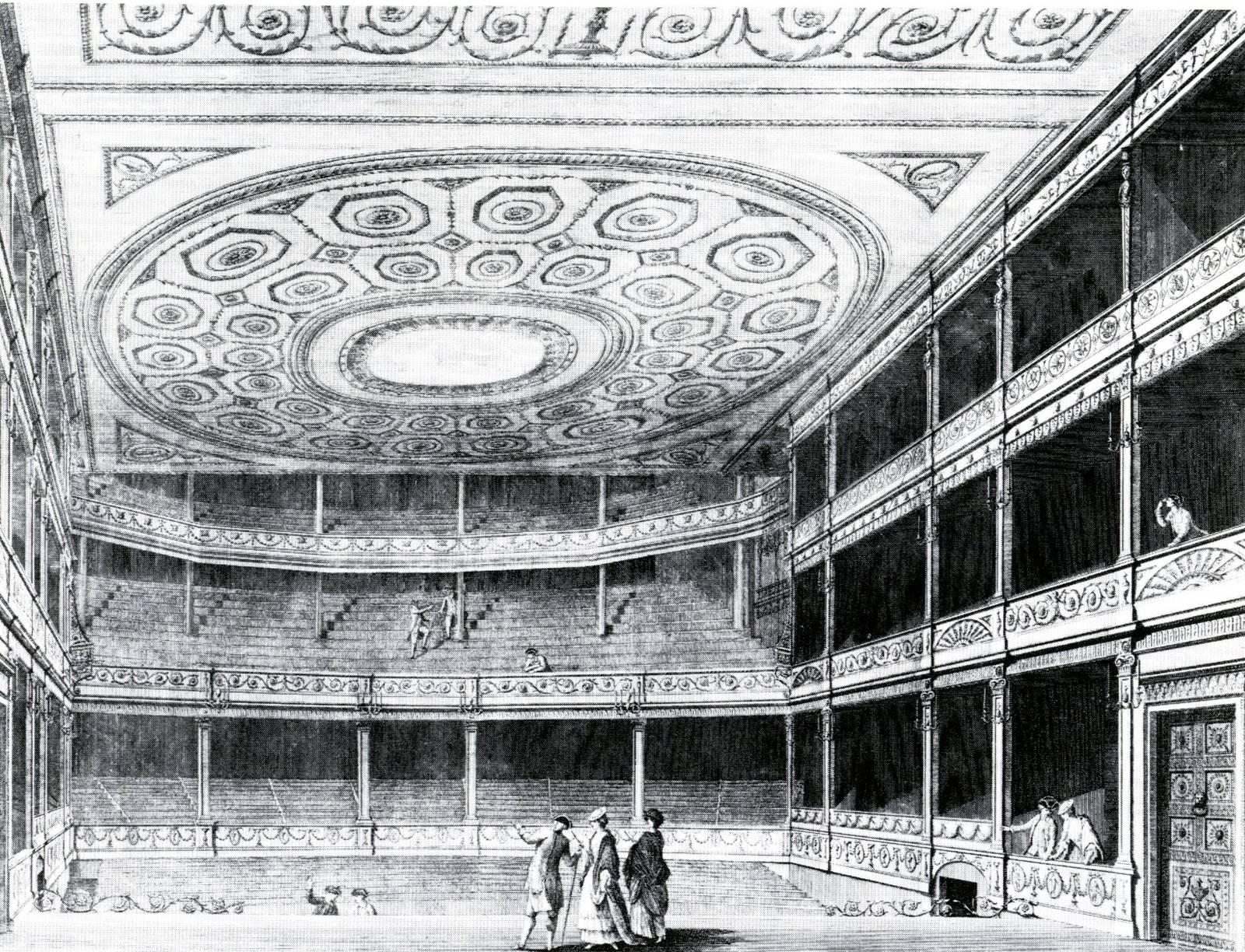 Theater datenbank / Datenbank Europäische Theaterarchitektur