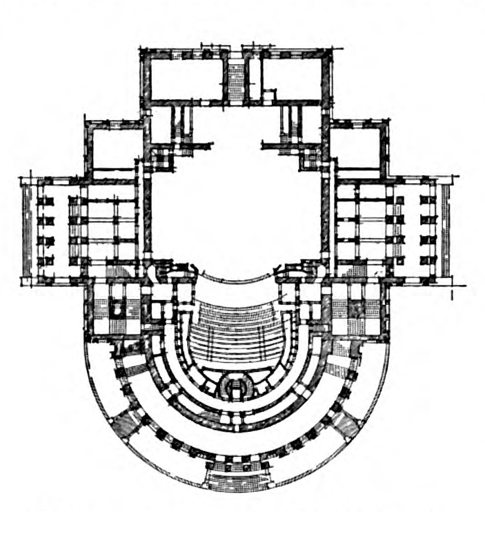 Theatre Database Theatre Architecture