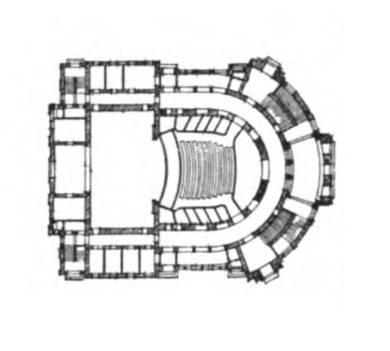 plan plus mapa evrope Databáze divadel / Divadelní architektura v Evropě plan plus mapa evrope