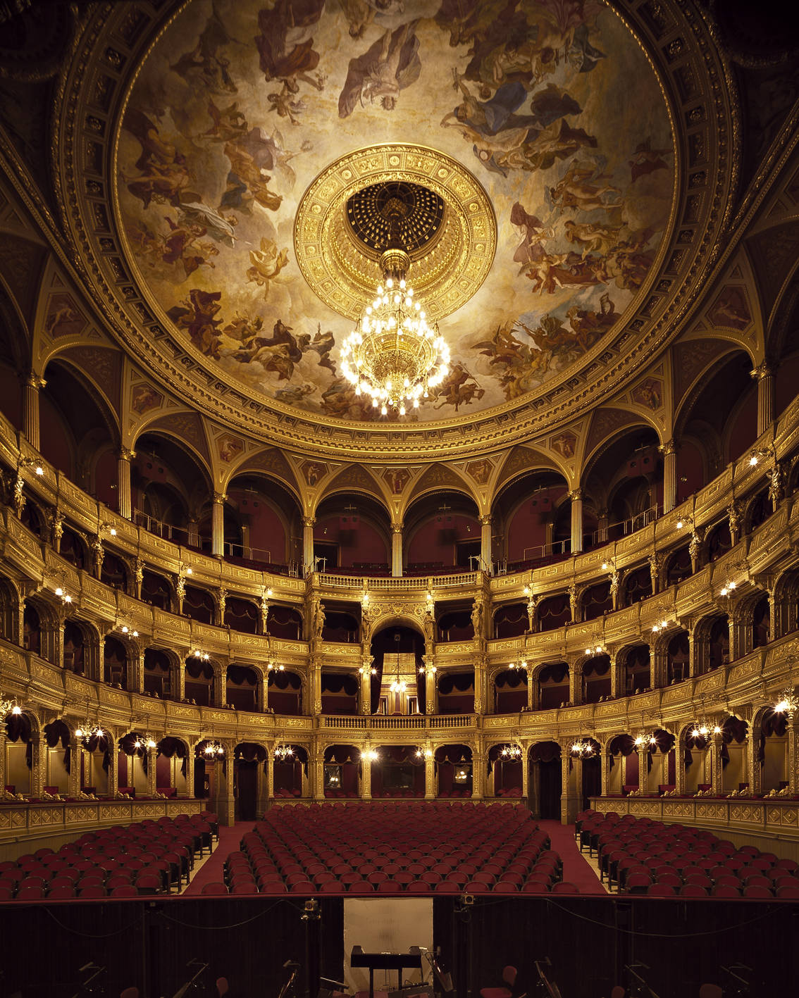 Vienna opera house images