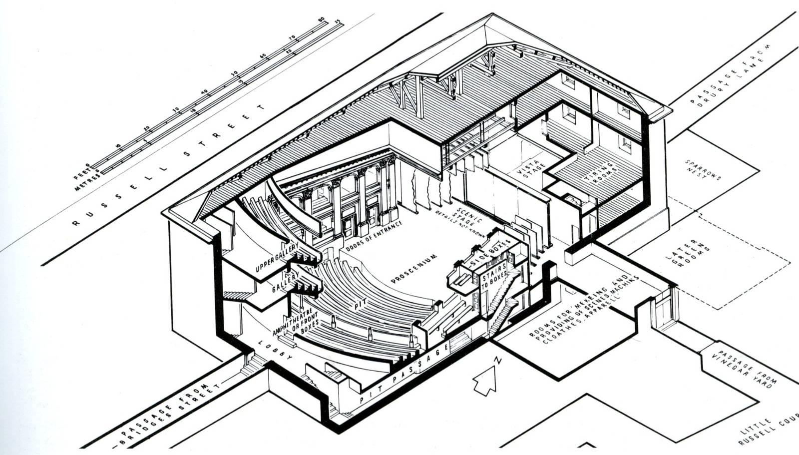 Walt Disney Concert Hall Floor Plan Proscenium Stage Drawing Www Imgkid Com The Image Kid